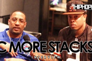 """C More Stacks Talks 'Pints & Pounds', His Single """"Wrapper"""" & More With HHS1987 (Video)"""