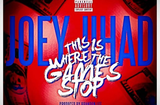 Joey Jihad – This Is Where The Game Stop (Prod by Brandon Lee)