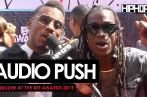 Audio Push Talk New Projects With The Phony PPL & Snow Tha Product, Touring & Their Debut Album With HHS1987 On The BET Awards Red Carpet (Video)