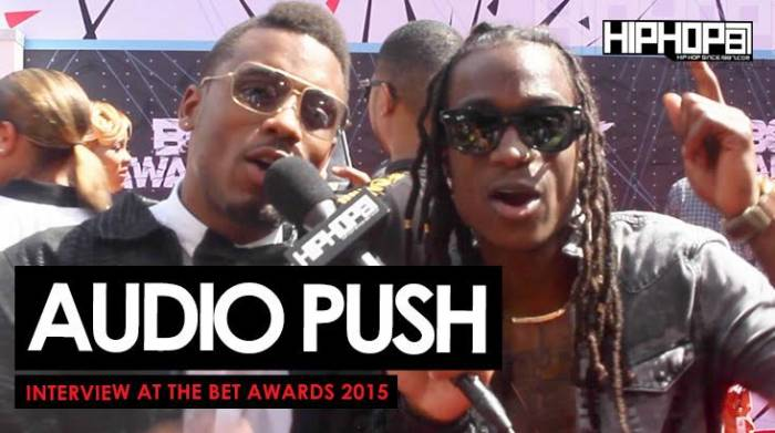 unnamed67 Audio Push Talk New Projects With The Phony PPL & Snow Tha Product, Touring & Their Debut Album With HHS1987 On The BET Awards Red Carpet (Video)