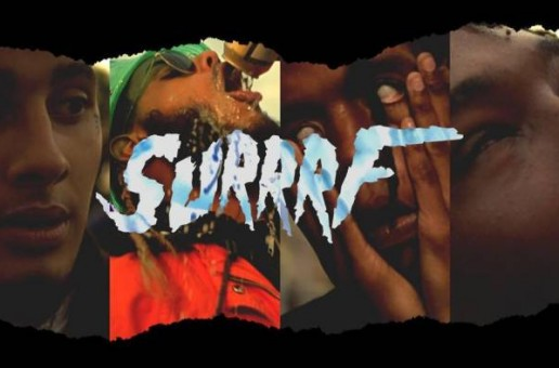 Wifisfuneral – SURRRF Ft. SKYXXX, Max P, & Keez (Video)