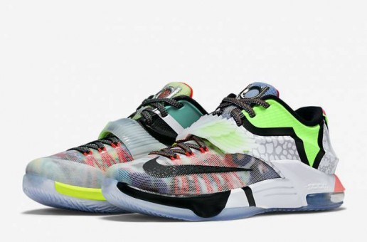 "Nike ""What The"" KD 7 (Photos & Release Info)"