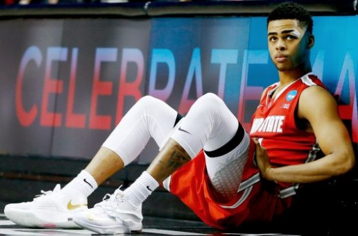 How Does It Feel: Los Angeles Lakers Rookie D'Angelo Russell Signs With Nike