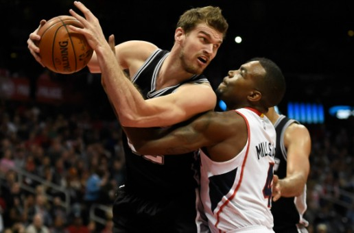 Free Agency Fever: The San Antonio Spurs Trade Tiago Splitter To The Atlanta Hawks