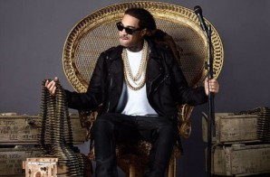 "Gunplay Gives Us An Early Stream Of His Debut Album ""Living Legend"""