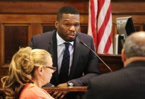 "50-cent1-500x341 If 50 Cent Really Is ""Broke"", He Just Took Another Hit For $2 Million For The Sex Tape Case"