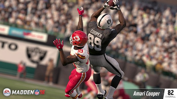 Amari EA Sports Reveals The Madden NFL 16 Rookie Ratings; Former Georgia Bulldog Todd Gurley Leads The Pack