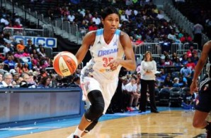WNBA Stars Angel McCoughtry & Tina Charles Square Off As The Atlanta Dream Face The New York Liberty Today At 3pm
