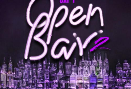 Cap 1 – Open Bar 2 (Mixtape) (Hosted by DJ ESudd, DJ Tephlon, DJ Ace & DJ Mook)