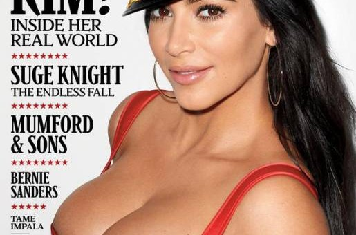 Kim Kardashian Covers Rolling Stone Magazine; Talks Kanye, Caitlyn & More (Photo)