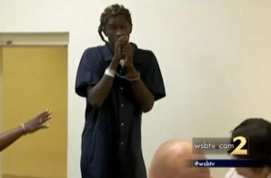 Young Thug Has Been Released From Jail (Video)