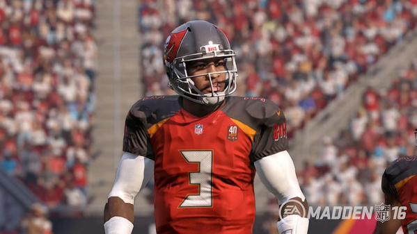 CKYMGenWoAAYxLo EA Sports Reveals The Madden NFL 16 Rookie Ratings; Former Georgia Bulldog Todd Gurley Leads The Pack