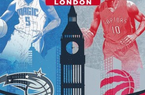 Crossing The Pond: The NBA Will Feature The Orlando Magic vs. Toronto Raptors In London During The 2015-16 NBA Season