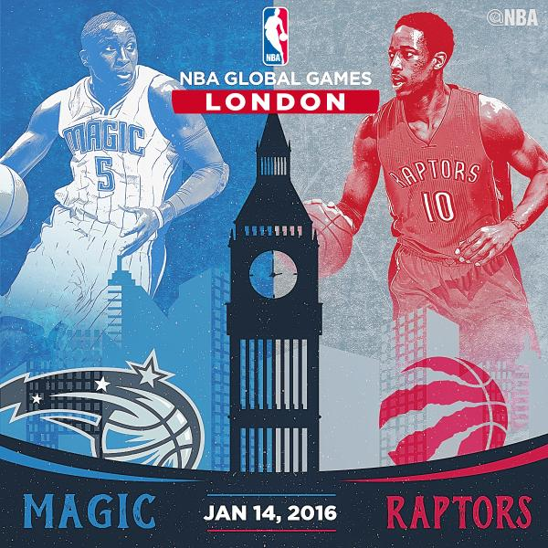 CKhnuviUMAAgDEz Crossing The Pond: The NBA Will Feature The Orlando Magic vs. Toronto Raptors In London During The 2015-16 NBA Season
