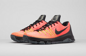 "Nike KD 8 ""Hunt's Hill Sunrise"" (Photos & Release Info)"