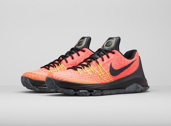 "CKhtRpNWwAE8DKQ-1 Nike KD 8 ""Hunt's Hill Sunrise"" (Photos & Release Info)"