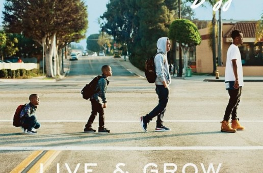 "Casey Veggies Reveals Album Cover & New Release Date For ""Live & Grow"""
