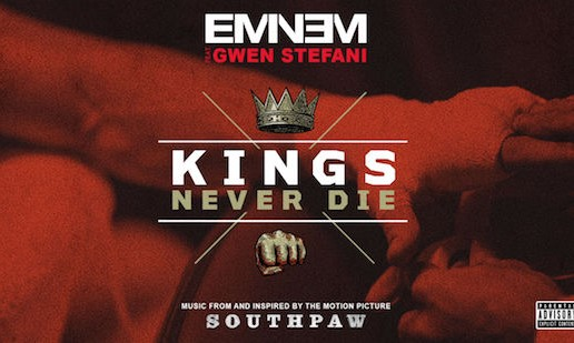 Eminem – Kings Never Die Ft. Gwen Stefani (Official Audio)