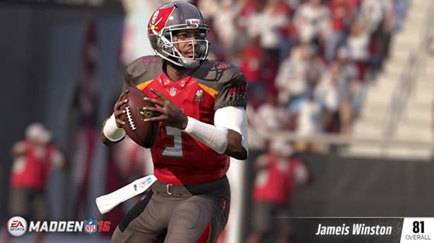 Jameis EA Sports Reveals The Madden NFL 16 Rookie Ratings; Former Georgia Bulldog Todd Gurley Leads The Pack