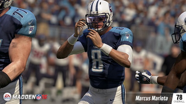Mariota EA Sports Reveals The Madden NFL 16 Rookie Ratings; Former Georgia Bulldog Todd Gurley Leads The Pack