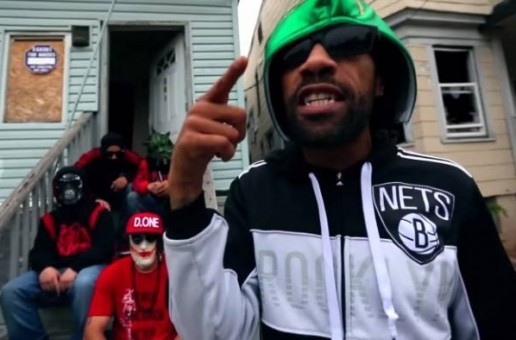 Redman – Somebody Got Robbed Ft. Mr. Yellow (Video)