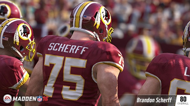 Scherff EA Sports Reveals The Madden NFL 16 Rookie Ratings; Former Georgia Bulldog Todd Gurley Leads The Pack