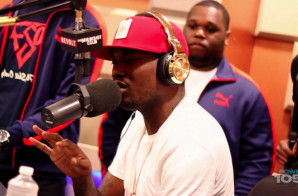 Meek Mill Drops New Freestyle On The DJ Self Show (Video)