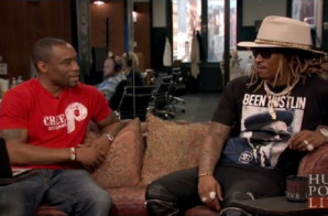 Future Talks Former Relations With Ex-Fiancé, Ciara, & Comments Made By OG Maco On HuffPost Live (Video)