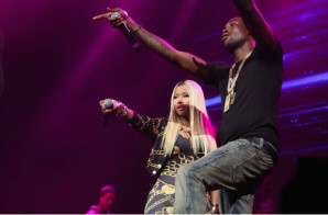 "Nicki Minaj & Meek Mill Kick Off ""The Pinkprint"" Tour In Dallas, TX (Video)"