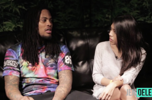 "Waka Flocka Makes It Clear That ""A Paycheck Can't Change Your Life"" In His Interview With Jen DeLeon (Video)"