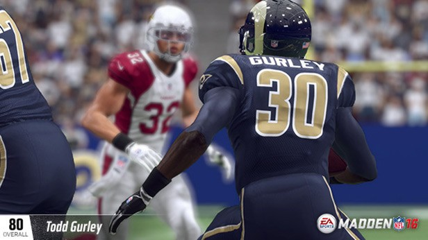 Todd- EA Sports Reveals The Madden NFL 16 Rookie Ratings; Former Georgia Bulldog Todd Gurley Leads The Pack