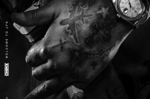 Chinx – Welcome To JFK (Cover & Tracklist)