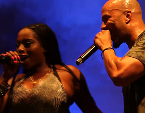 common-foxy-brown-bhhf-thumb-500x389 Brooklyn Hip Hop Festival Recap As Common Brings Out Foxy Brown & More!