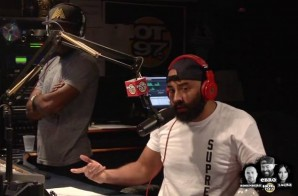 Ebro In The Morning Responds To The Meek Mill Funk Flex Debacle From Last Night (Video)