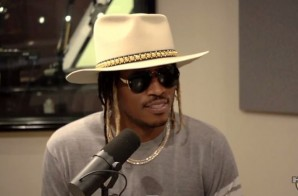 Future Sits Down With Funk Flex (Video)