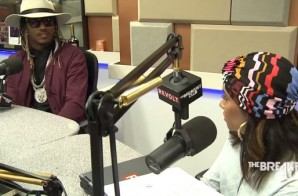 Future Talks 'DS2', Creativity In His Music, Ciara, Getting His Start & More On The Breakfast Club (Video)