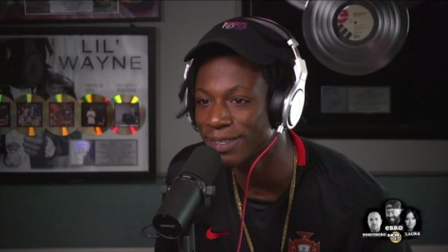 joey-500x282 Joey Bada$$ Talks Back & Forth W/ Troy Ave On Twitter & Being Independent W/ Ebro In The Morning! (Video)