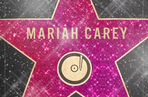 Mariah Carey To Be Honored With A Star On The Hollywood Walk Of Fame!