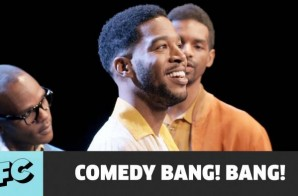Kid Cudi Stars In Temptations Reboot Skit On Comedy Bang! Bang!