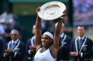 Serena Williams Wins Her 21st Grand Slam; Wins The 2015 Wimbledon Women's Championship