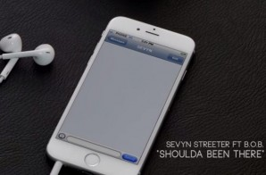 Sevyn Streeter – Shoulda Been There Ft. B.o.B. (Lyric Video)
