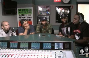Slaughterhouse Talks New Album, Drake/ Meek Mill Beef & More (Video)