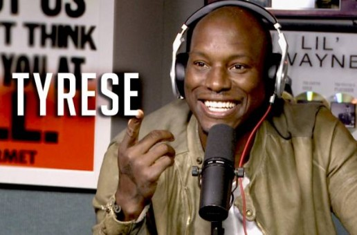 "Tyrese Stops By Hot 97 & Talks New Single ""Shame"", Being Overlooked in Pop Culture, & More on Ebro In The Morning (Video)"