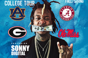 "Que Announces His Upcoming ""Dawg House"" College Tour Featuring Sonny Digital & Friends"