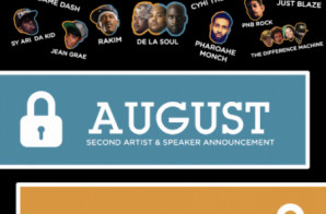 A3C Announces De La Soul, Rakim, Cam'ron, Just Blaze, Curren$y & Dame Dash Will Join the 2015 A3C Festival In Atlanta