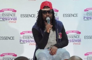 "Wale Reveals That He's Working On His Next Project, A New ""Go-Go"" Album, During Essence Festival (Video)"