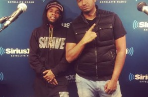"Tory Lanez Freestyles On DJ Suss One's ""The Feature Presentation"""