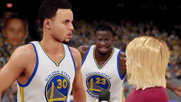"CNMghh7UkAAvBvj First Look: NBA 2K16's ""All We Do Is Win"" Trailer Shows Some Crazy New Features (Video)"