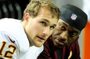 RG3 & Out: Kirk Cousins Officially Named The Starting QB Of The Washington Redskins