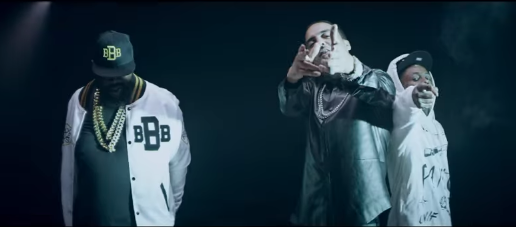 French Montana – Lose It Ft Rick Ross & Lil Wayne (Video)